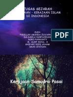 Kerajaan Islam (Sejarah Kel Manda)