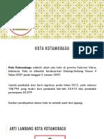 Kota Kotamobagu (Kalyana Alkila ; 1102013143)
