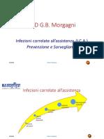 Infezioni Correlate All'Assistenza (I.C.A.) Prevenzione e Sorveglianza