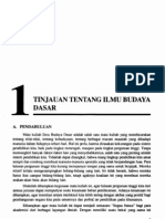 Bab1-Tinjauan Tentang Ilmu Budaya Dasar