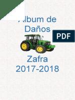 Album de Daños Zafra 2017-2018 (1)