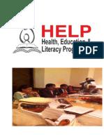 HELP Health, Education & Literacy Programme