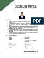 CV César Alvarado ... 2018
