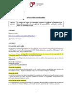 Sesión 10 - Desarrollo Sostenible (Material de Lectura) (1)