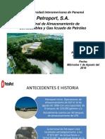 Programa de Seguridad Industrial e Higiene Ocupacional de Petroport
