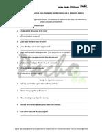 Lección 18 - Preguntas Con Adverbios de Frecuencia