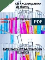 Formacion y Nomenclatura de Oxidos