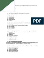 Cuestionario para la materia Administración Estrategica
