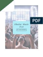 ehnita music festival plan
