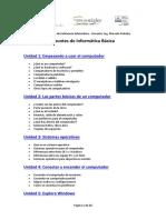 Apuntes Informatica Basica - PS