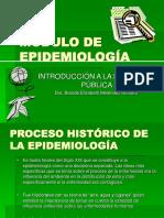 Mc3b3dulo de Epidemiologc3ada Sp 101