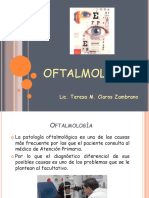Tema 1 Oftalmología..
