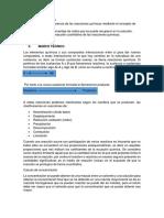 Informe 5 Quimica Basica