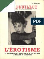 Crapouillot - 062 - L'Erotisme