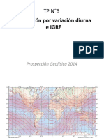 Sistema de Prospeccion Geofisica Metodo