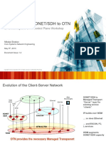 Evolution From Sonet-sdh to Otn_atlanta