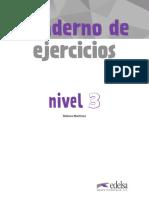 Cuaderno Ejercicios castellano