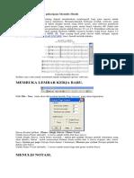 Encore Mempermudah Pekerjaan Menulis Musik