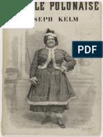 La Belle Polonaise - Music Sung by Joseph Kelm