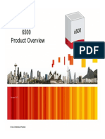 6500 Product Overview