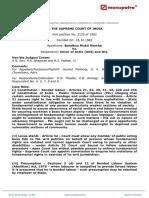 Bandhua Mukti Morcha vs Union of India UOI and Orss830051COM558216