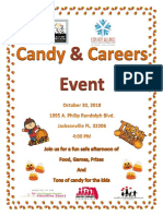 2018 Trunk or Treat Flyer KHA
