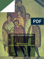 Novela Historica Europea