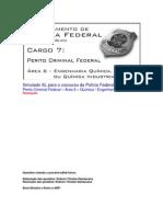 Simulado XL - PCF Área 6 - PF - CESPE