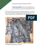Mẹo mix&match quần jeans ống rộng thời trang nữ tại Đà Nẵng