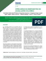 PATOTIPOS DIARREAGÉNICOS EMERGENTES DE Escherichia coli EN COLOMBIA