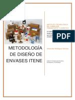 Metodología de Diseño de Envases ITENE