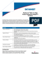 Datasheet Technology