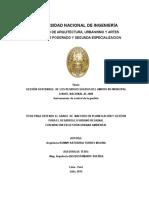 Gestión Sostenible de los Residuos Sólidos del Ambiento Municipal
