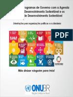 Articulando ODS e Planos de Governo Final