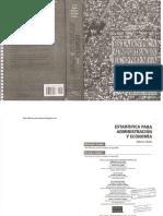 Estadística Para Administración y Economía 7ma Edición - Richard I. Levin & David S. Rubin