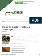 Qué es un injerto _, ventajas y desventajas – Agriculturers.com _ Red de Especialistas en Agricultura