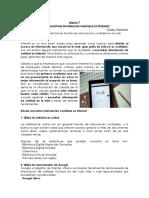 Anexo 7 Información Confiable