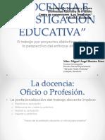 221386916 Docencia e Investigacion Educativa