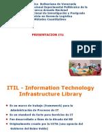 Presentación ITIL MC