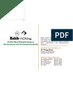 Habib ADM Report