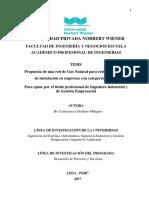 Universidad Privada Norbert Wiener 2018