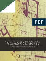 Convenciones Graficas Para Proyectos De Arquitectura