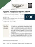 Articulo 2 Sindrome de Guillan Barre