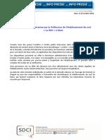 Fermeture Administrative Par La Préfecture de l'Établissement de Nuit La NEX à Metz