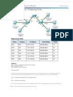 EL INFORMATICO IBERO_ Habilidades Ccna II_ 3.2.1.7 Packet Tracer - Configuring VLANs