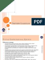 K1_Matematika Dasar 1 - Preview dari kalkulus fungsi, limit, dan fungsi kontinu (ppt).pdf