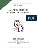Ministerio Cristiano
