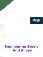 Engg. Steels