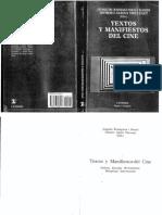 Textos y Manifiestos (13-50) (88-99) - Ver y Poder (236-258) - Prof. Agopian