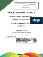 Reporte de Práctica No4 Lab Integral